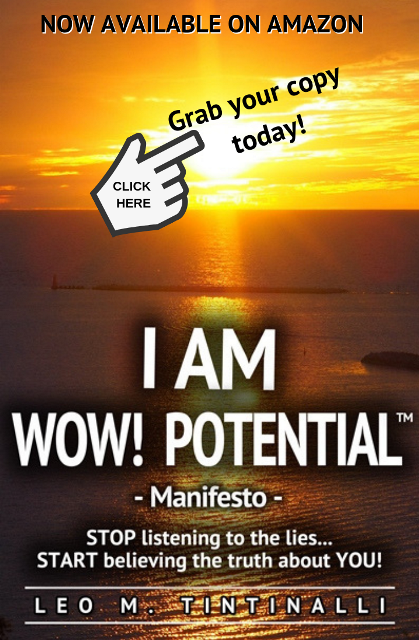I AM WOW! POTENTIAL MANIFESTO