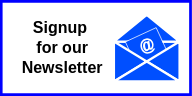 LCU newsletter signup